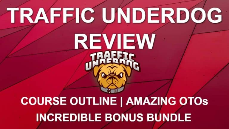 Traffic Underdog Review