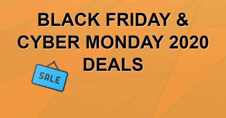 Black Friday 2020 Deals & Offers